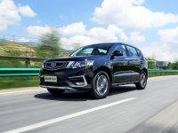 提升动力 强化互联 试驾吉利新远景SUV