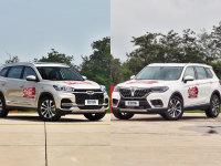 15万元级中型SUV对决 瑞虎8 vs 中华V7