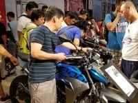 现场优惠多 北京摩托车展览交易会开幕