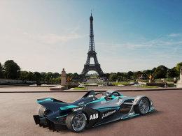 电动方程式新赛季将启用二代全新赛车