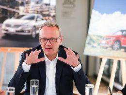 大众汽车加速产品布局 下半年推6款新车