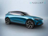 重构之道 ENOVATE首款B级SUV设计解析
