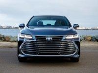 厉害一汽丰田全新AVALON未来车市新造型