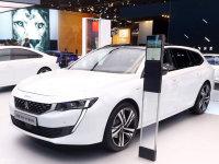 2018巴黎车展:标致三款新能源车型亮相