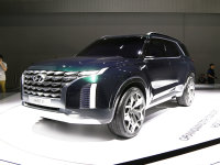 银色铠甲加身 现代HDC-2概念车车展静评