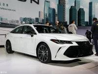 重磅:一汽丰田亚洲龙谍照曝光 明年上市