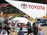 丰田首次在日本进行5G网络自动驾驶测试