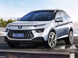纳智捷URX官图发布 中型SUV/二季度上市