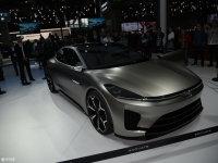 2019上海车展:天际ME-S概念车正式亮相
