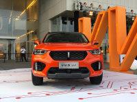 WEY VV5 1.5T车型正式上市 售12.58万起