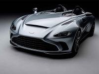 阿斯顿·马丁V12 Speedster极具未来设计