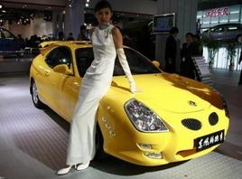代号EQ7240 东风自主轿跑获准生产销售