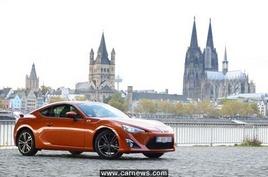 FR灵敏小车的魅力 赴欧洲体验丰田GT86