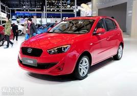 一汽欧朗两厢版或9月上市 预售5-7万元