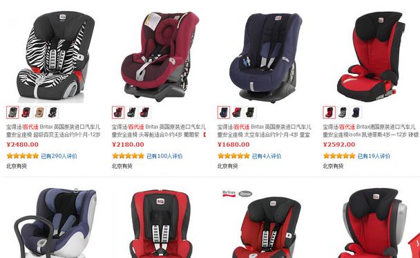 航空头等舱座椅,客机成套内饰设备制造商,所以生产儿童安全座椅自然轻