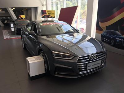奥迪A5掀背 2019款 Sportback 40 TFSI 时尚型