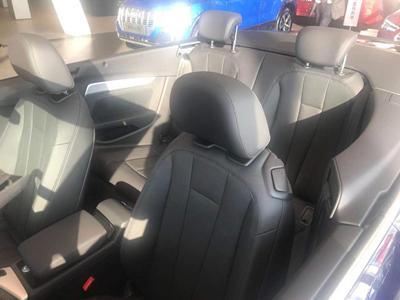 奥迪A5敞篷 2019款 Cabriolet 40 TFSI 时尚型 国V